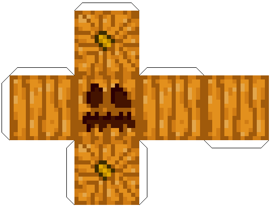 minecraft pumpkinblock