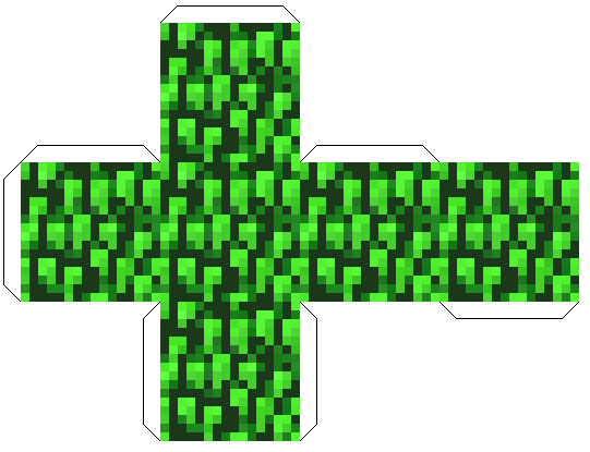 minecraft treeblock, minecraft листва